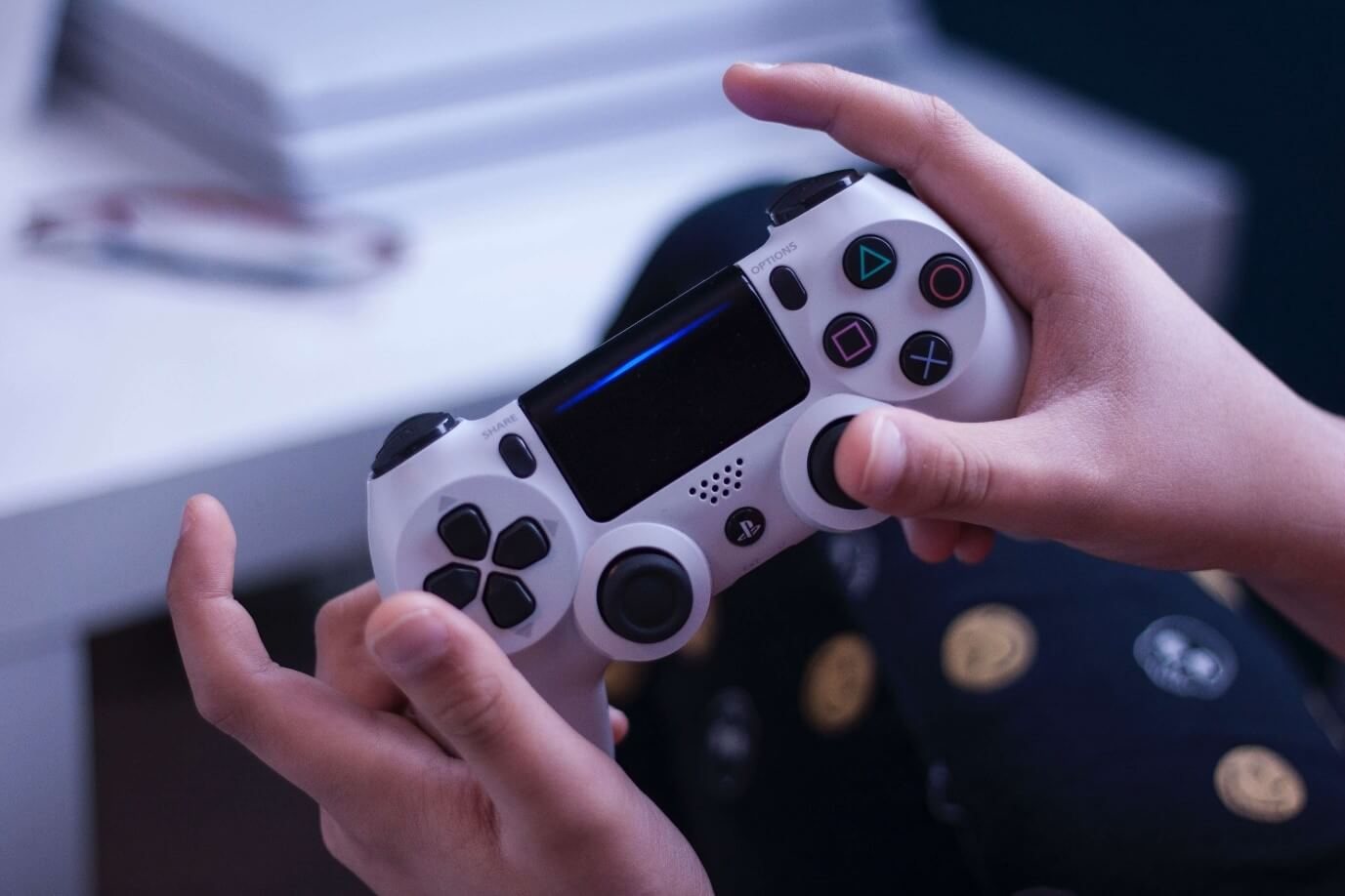 How Using A Joystick While Gaming Can Increase The Fun